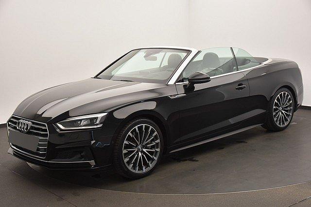 Audi A5 Cabriolet - 2.0 TFSI quattro S-tronic 3x S line L