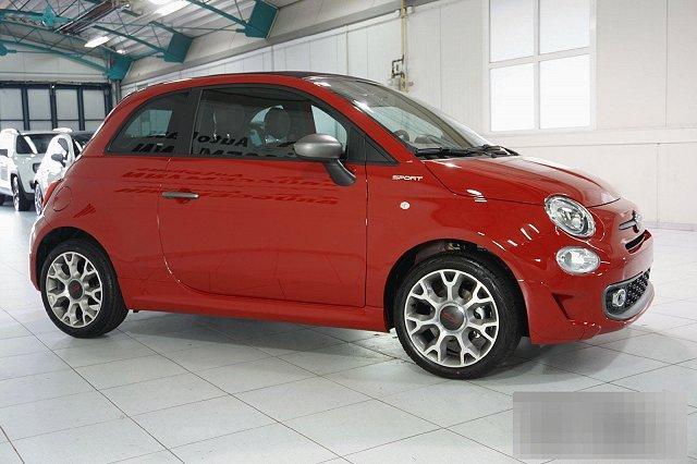 Fiat 500C - 1,0 GSE HYBRID SPORT SERIE 9