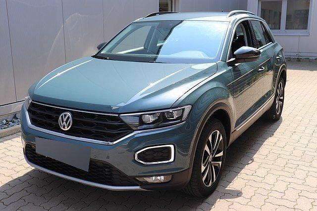 Volkswagen T-Roc - 2.0 TDI 4M DSG IQ Drive Navi,AHK,LED,Active