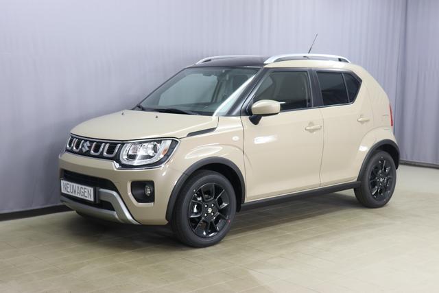 Suzuki Ignis - Premium Plus Sie sparen 3.200 Euro,Hybrid 61kW 83PS, Klimaanlage, Sitzheizung, Radio DAB, Freisprecheinrichtung, Berganfahrhilfe, Lichtsensor, Nebelscheinwerfer, 16 Zoll Leichtmetallfelgen, uvm.