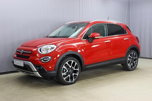 """Fiat 500X - CROSS Sie sparen 7.540 € 1.3 Firefly Turbo Benzin DCT, Leder Schwarz, Keyless Entry & Go- Elektrisch anklappbare Außenspiegel- Automatisch abblendender Innenspiegel- Instrumentenanzeige als 3,5""""-TFT-Farbdisplay uvm"""