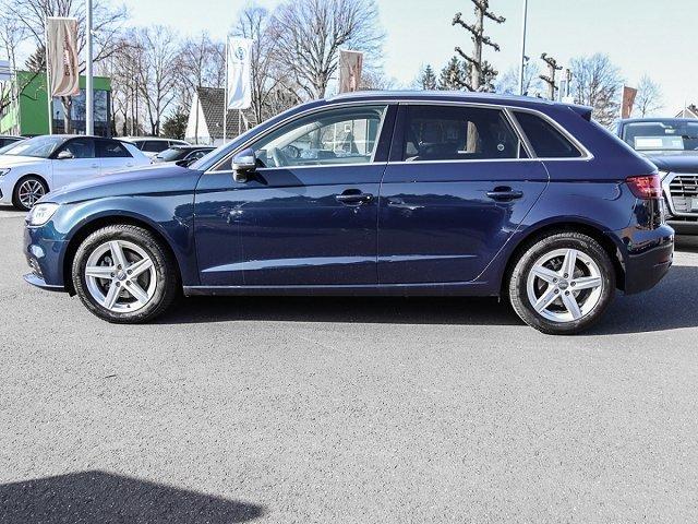 Audi A3 Sportback 1.6 TDI basis ALU NAVI XENON ACC