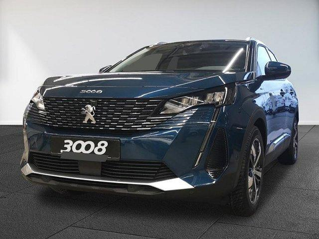 Peugeot 3008 - Allure Pack Hybrid 225 e-EAT8 AHK abnehmbar, Heckklappe sensorgesteuert, Park Assist