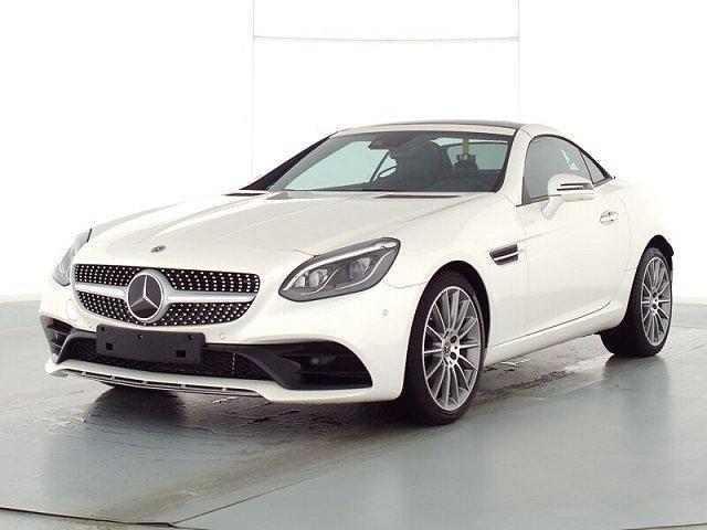 Mercedes-Benz SLC-Klasse - SLC 300 AMG Line Comand Distronic Memory LED H/K