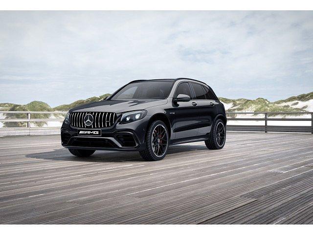 Mercedes-Benz GLC AMG - 63 S 4M+ Night AHK Distronic+ HUD Pano 3