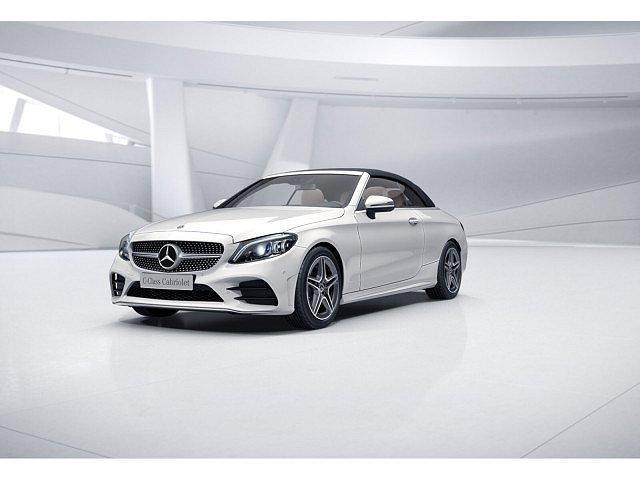 Mercedes-Benz C-Klasse - C 200 Cabrio AMG Line AHK MultibLED Navi Kamera