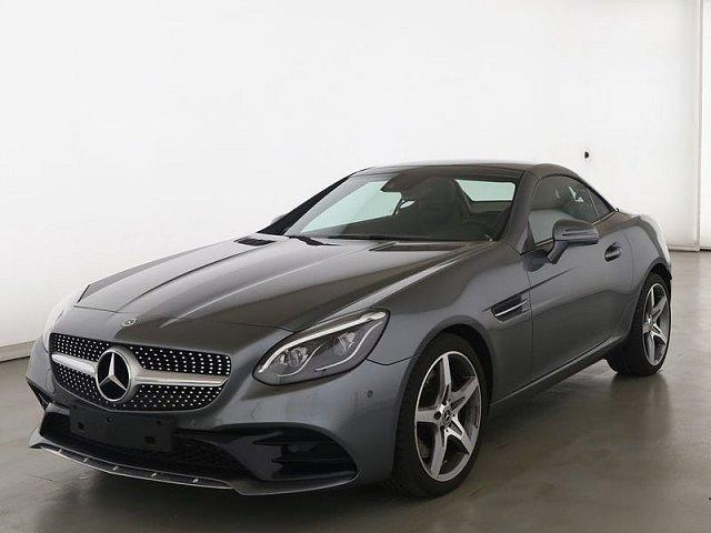 Mercedes-Benz SLC-Klasse - SLC 200 AMG Line Comand LED+ Totw. SHZ PTS Klima