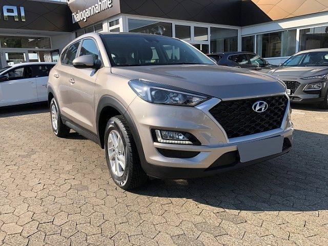 Hyundai Tucson - Select 2WD 1.6 KLIMAAUTO+RADIO+ZV+GARANTIE