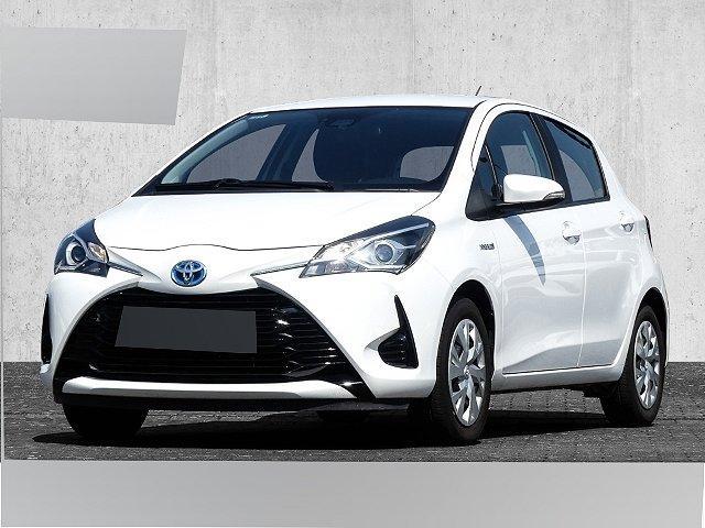 Toyota Yaris - Hybrid Comfort 1.5 Dual-VVT-i Rückfahrkam. Fernlichtass. Multif.Lenkrad Knieairbag