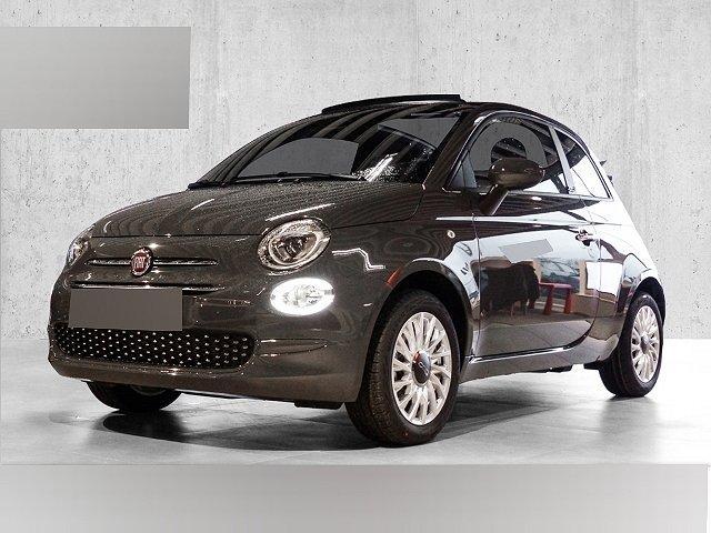 Fiat 500C - Serie 8 Hybrid - Lounge, inkl.WKR DAB+, Klima, Apple LED-Tagfahrl. Multif.Lenk. RDC Temp