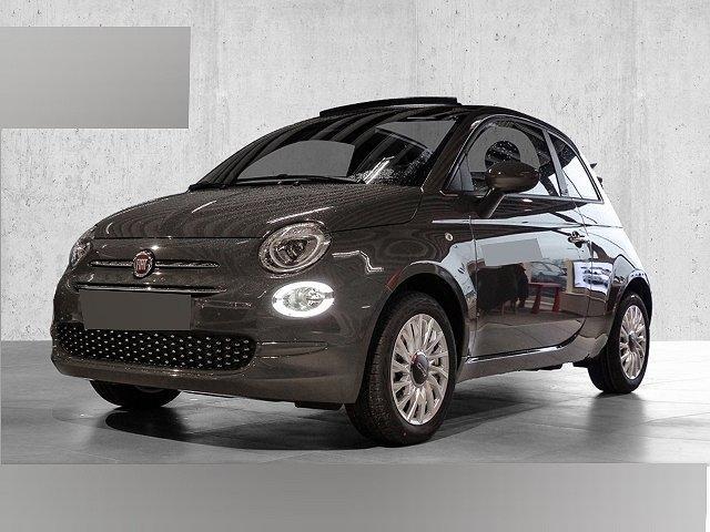 Fiat 500C - Serie 8 Hybrid - Lounge inkl.WKR DAB+, Klima, Apple LED-Tagfahrlicht Multif.Lenkrad Temp