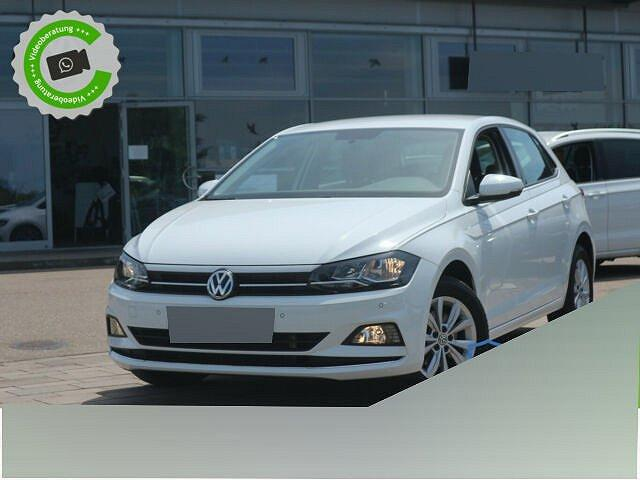 Volkswagen Polo - 1.6 TDI HIGHLINE CONNECT+BLUETOOTH+SHZ+PDC