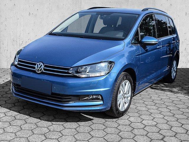 Volkswagen Touran - 2.0 TDI Comfortline 7-Sitzer NAVI ALU