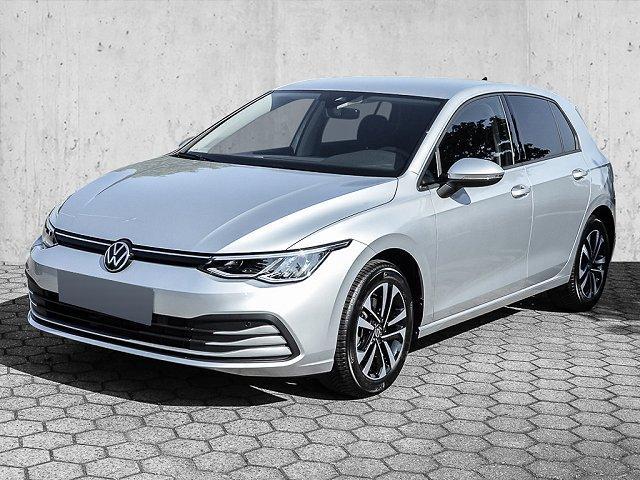 Volkswagen Golf - VIII 1.5 TSI United NAVI STANDHZG LED