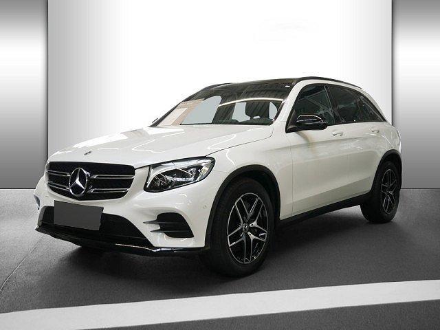 Mercedes-Benz GLC - 350 d 4M AMG Line Night AHK ILS Pano Kamera