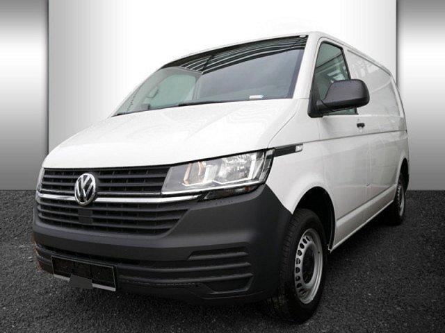 Volkswagen Transporter 6.1 Kastenwagen - T6.1 Kasten 2.0 TDI Radio Klima Trennwand Tempom