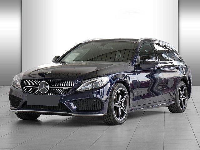 Mercedes-Benz C-Klasse AMG - C 43 4M T Performance Burmester