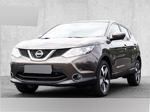 Nissan Qashqai - N-Connecta 1.2 DIG-T Navi Keyless Rückfahrkam. Fernlichtass. PDCv+h LED-Tagfahrlicht