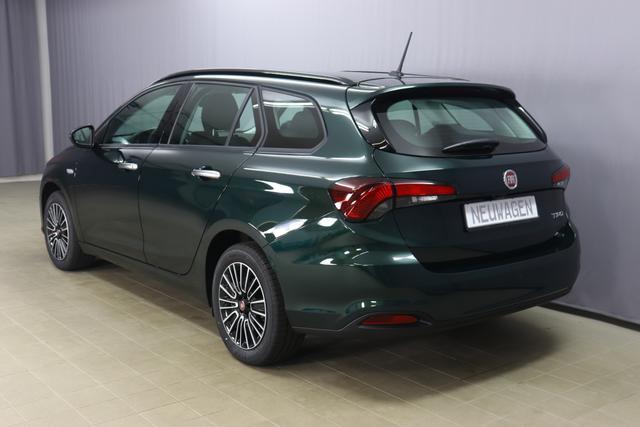 Neuer Tipo Kombi TIPO Kombi Life 1.0 74kW (100PS)651 - Toscana Grün 645 - Stoff Schwarz 0X3, 3WR, 6Y2, 7QC, GX4