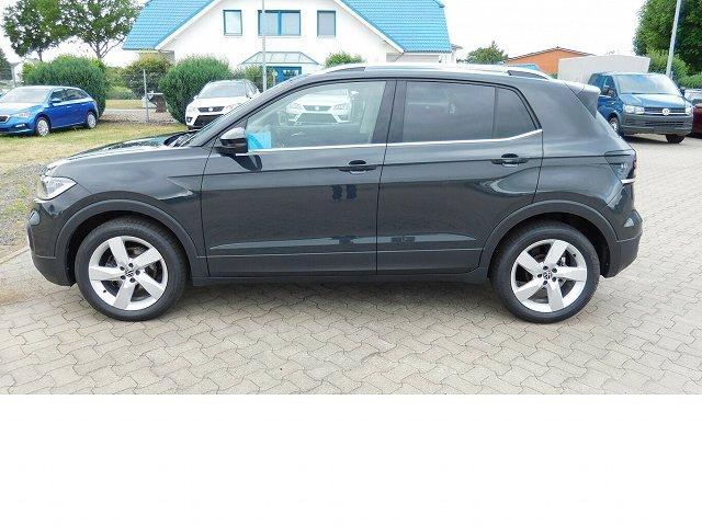 Volkswagen T-Cross - 1.0 Style OPF BMT TSI DSG Navi Klima