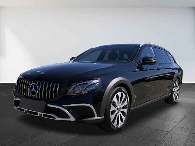 Mercedes-Benz E-Klasse - E 400 d 4MATIC T All-Terrain Autom. Navi Leder LED Standheizung Bluetooth PDC
