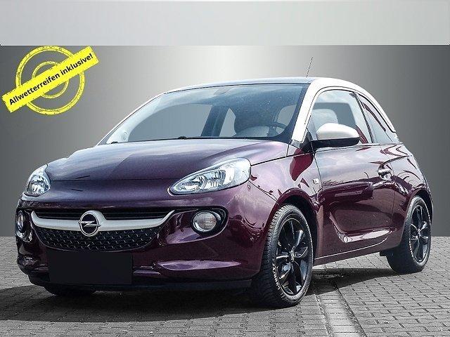 Opel Adam - Glam 1.4+Klimaauto+Sonnedach+Allwetter+DAB