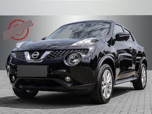 Nissan Juke - Tekna 4x2+Navi+KlimaAT+Sitzhzg.+Rückfahkamera