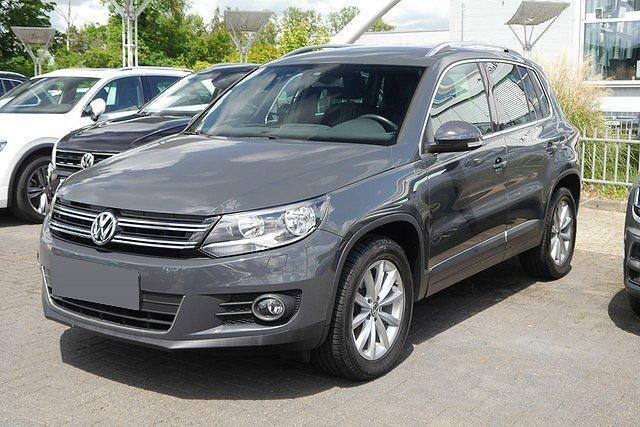 Volkswagen Tiguan - 1.4 TSI Lounge Rear View Standhzg. Navi 17Z