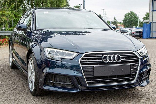 Audi A3 - LIMOUSINE*S-LINE*1.6 TDI*S-TRO/SHZ/18/LED-SW