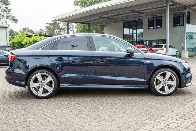 Audi A3 LIMOUSINE*S-LINE*1.6 TDI*S-TRO/SHZ/18/LED-SW