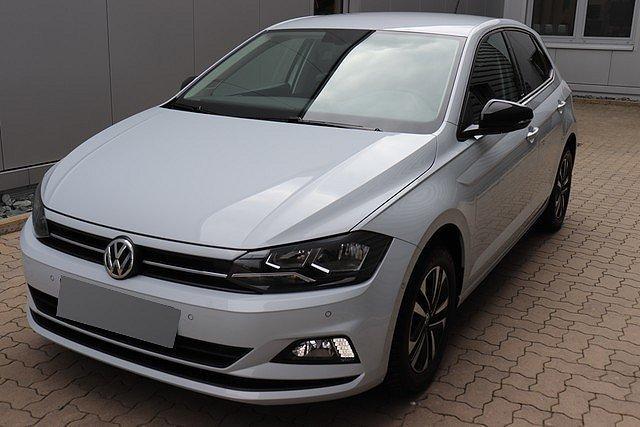 Volkswagen Polo - VI 1.0 TSI IQ Drive Klimaautomatik,LM15,ACC,P