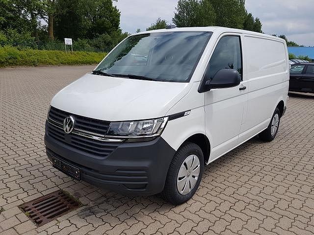 Volkswagen Transporter 6.1 Kastenwagen - Business Plus - Heckflügeltüren ohne Fenster 2....