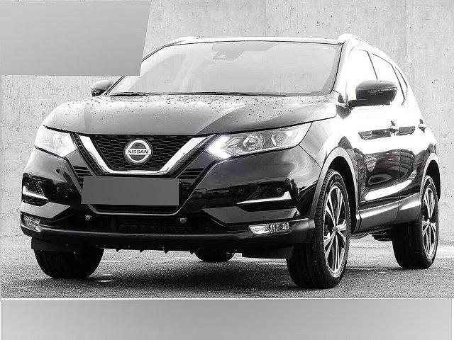 Nissan Qashqai - 1.3 DIG-T DCT Zama inkl.WKR 12.2022 Navi Panorama Fernlichtass. PDCv+h LED-Tagfahrlicht