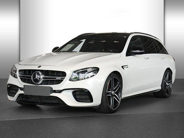 Mercedes-Benz E-Klasse - E 63 AMG S 4M+ T Night AHK Perf.Abgas HUD Pano B