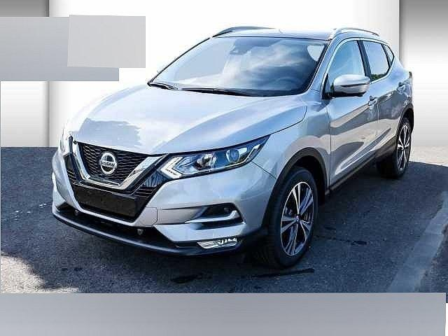Nissan Qashqai - 1.3 DIG-T Zama inkl. WKR Navi Panorama Fernlichtass. PDCv+h LED-Tagfahrlicht Multif.Lenk.