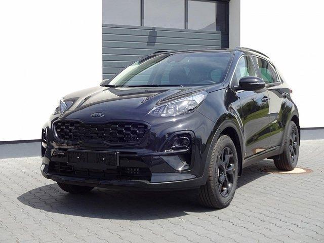 Kia Sportage - Black Edition 1,6 T-GDI 130kW 2WD 2021