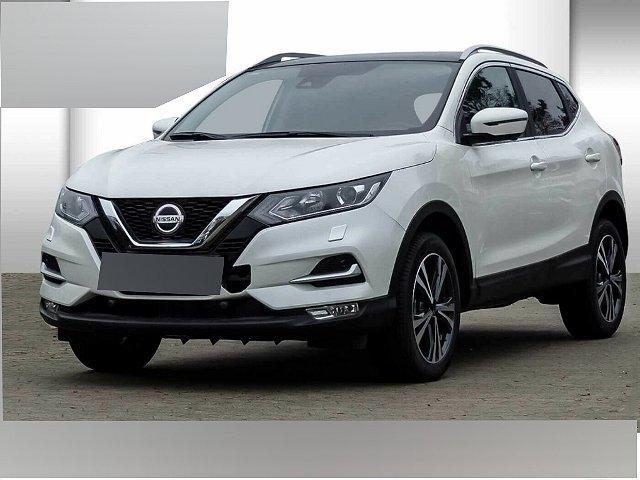 Nissan Qashqai - 1.3 DIG-T DCT N-CONNECTA Design + Winter