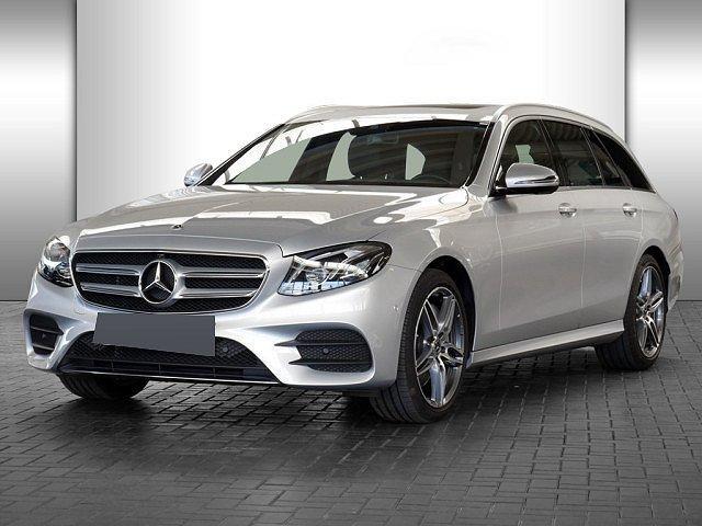 Mercedes-Benz E-Klasse - E 450 T 4M AMG Line Wide AHK LED Navi SHD Kamera