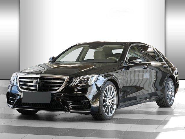 Mercedes-Benz S-Klasse - S 400 d 4M L AMG Sport First-Class Sitzbel. Pano
