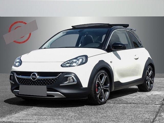 Opel Adam - Rocks S 1.4 Leder Navi Faltdach DAB Bose