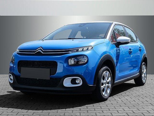Citroën C3 - Feel 1.2 PureTech 82 83 LED-Tagfahrlicht Multif.Lenkrad RDC Klimaautom