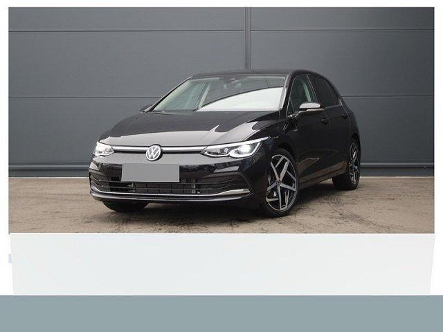 Volkswagen Golf - Style 1,5 l eTSI DSG Rear View