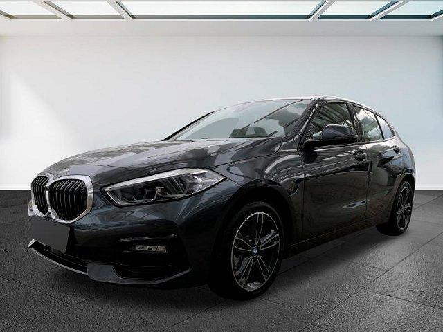 BMW 1er - 116i 5-Türer Sport Line Business Sitzheizung