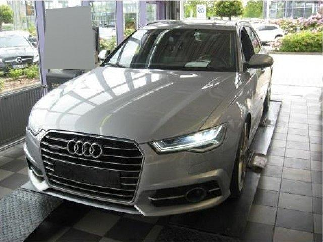 Audi A6 Avant - 3.0 TDI quattro S line AHK ACC LED Pano