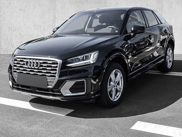 Audi Q2 - 30 TDI S tronic sport NAVI DAB ALU LED Distro