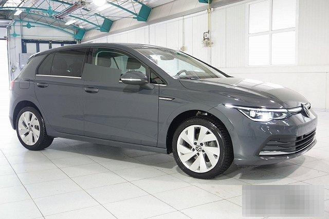 Volkswagen Golf - VIII 1,5 TSI 5T STYLE NAVI LED ERGO-ACTIVE LM17
