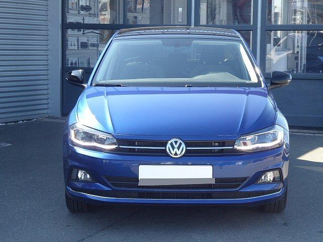 Volkswagen Polo - Highline TSI DSG +LED+ACC+LED+LICHT UND SIC
