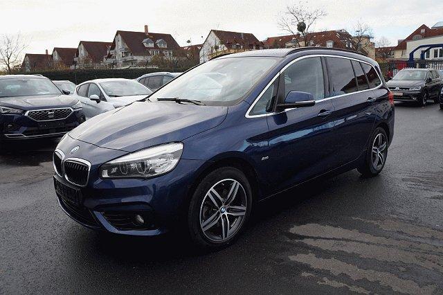 BMW 2er Gran Tourer - 218 d Sport Line*Navi*LED*Kamera*