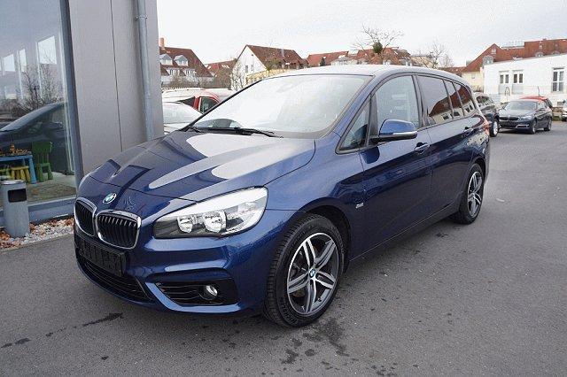 BMW 2er Gran Tourer - 218 d xDrive Sport Line*Navi Plus*