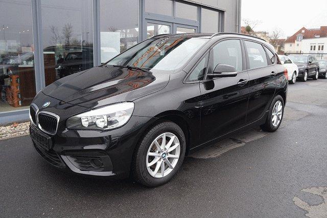 BMW 2er Active Tourer - 216 d*Sitzheizung*PDC*Isofix*